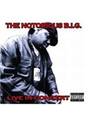 The Notorious B.I.G. - Live In Concert (Live Recording) (Music CD)