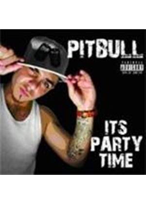 Pitbull - It's Party Time (Music CD)