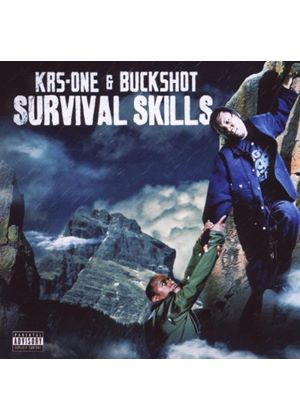 KRS-One & Buckshot - Survival Skills (Music CD)
