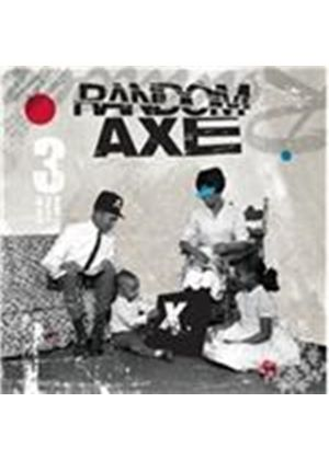 Random Axe - Random Axe (Parental Advisory) [PA] (Music CD)