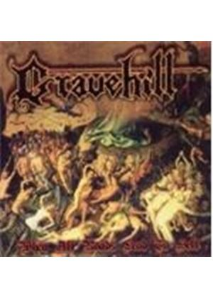 Gravehill - When All Roads Lead To Hell (Music CD)