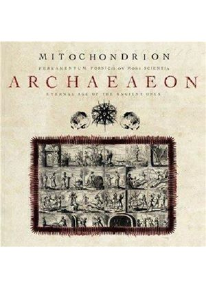 Mitochondrion - Archaeaeon (Music CD)