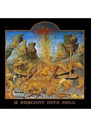 Cianide - Descent into Hell (Parental Advisory) [PA] (Music CD)