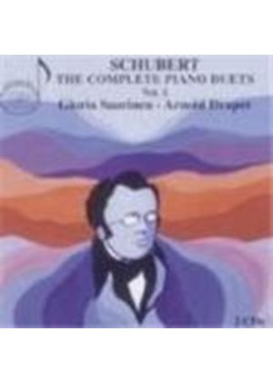 Schubert: Complete Piano Duets, Vol 1