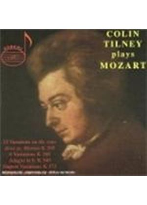 COLIN TILNEY - PLAYS MOZART VOL.1