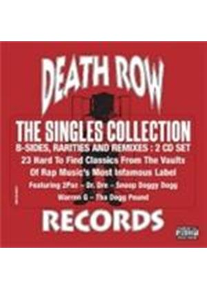 Various Artists - Ultimate Death Row [PA] (Music CD)