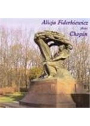 Fryderyk Chopin - Plays Chopin (Fiderkiewicz)