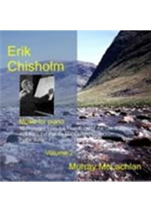 Chisholm: Piano Works Vol.2 (Music CD)