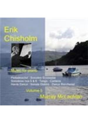 Chisholm: Piano Works Vol.5 (Music CD)
