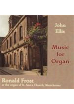 Ellis: Music for Organ (Music CD)