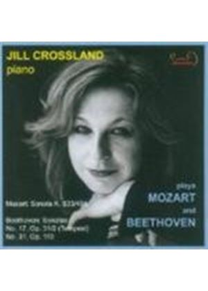 Beethoven; Mozart: Piano Sonatas (Music CD)