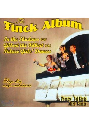 Finck Album (Music CD)