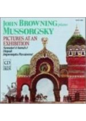 Modest Mussorgsky - Pictures At An Exhibition (Browning)