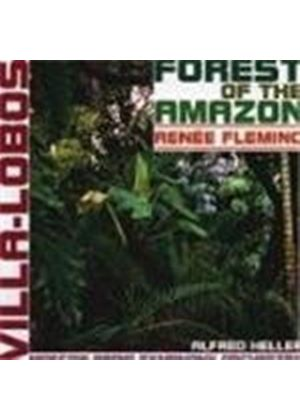Renee Flemming & The Moscow Radio Symphony Orchestra - Forest Of The Amazon