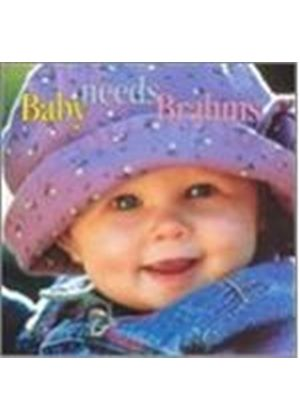 Johannes Brahms - Baby Needs Brahms (Moscow CO, Rosenberger, Sergeev) (Music CD)