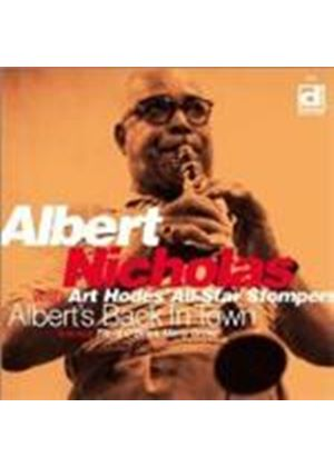 Albert Nicholas & Art Hodes - Albert's Back In Town