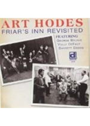 Art Hodes - Friar's Inn Revisited [European Import]