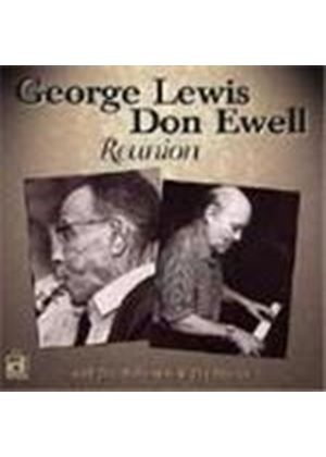 George Lewis/Don Ewell - Reunion