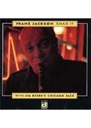 Franz Jackson - Snag It (Music CD)