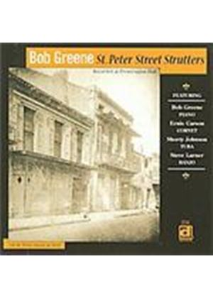 Bob Greene - St. Peter Street Strutters (Music CD)