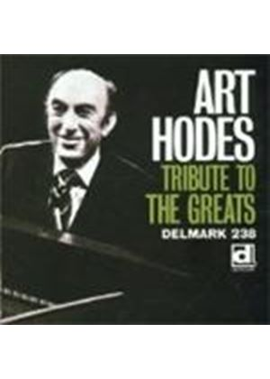 Art Hodes - Tribute To The Greats