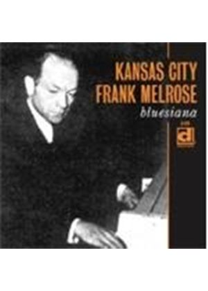 FRANK MELROSE - Kansas City - Bluesiana