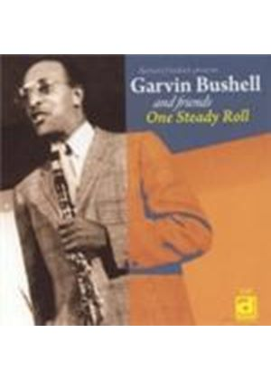 Garvin Bushell - One Steady Rool (Music CD)