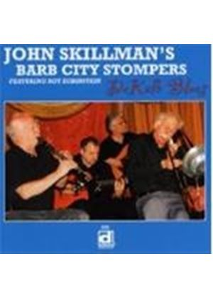 John Skillman Barb City Stompers - Dekalb Blues (Music CD)