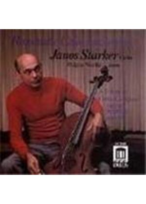 Janos Starker: Cello works by David Popper