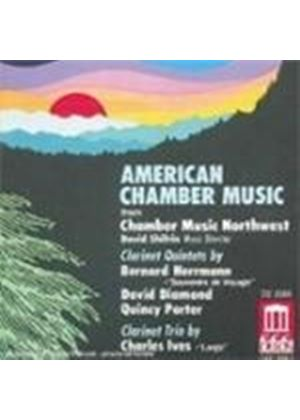 David Diamond - American Chamber Music (Shifrin, Chamber Music Northwest)