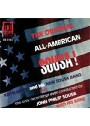 New Sousa Band - Original All American Sousa