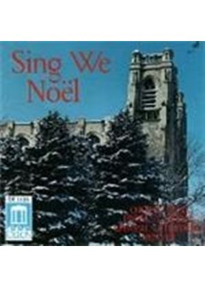 VARIOUS COMPOSERS - Sing We Noel (St. Johns Choir)