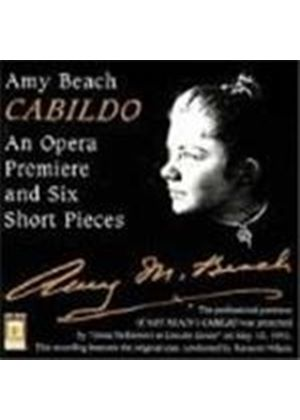 Beach: Cabildo; Six Short Pieces