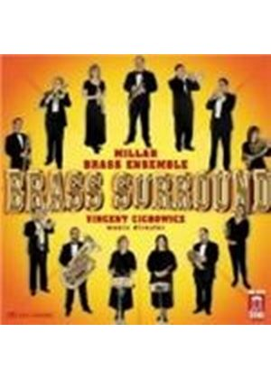 VARIOUS COMPOSERS - Brass Surround (Millar Brass Ensemble)
