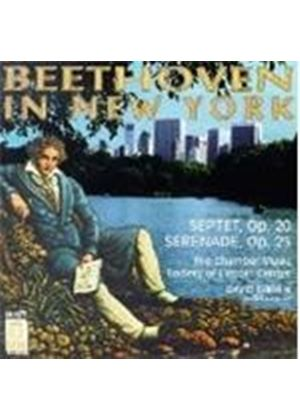 Ludwig Van Beethoven - Beethoven In New York: Septet/Serenade (Lincoln Center)