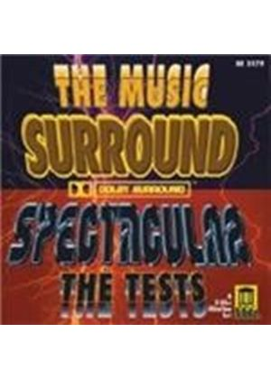 VARIOUS COMPOSERS - Surround Spectacular: The Music/The Tests