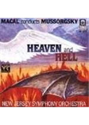 Mussorgsky: Heaven and Hell-Macal