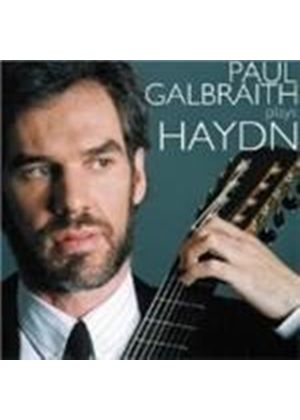 Paul Galbraith plays Haydn