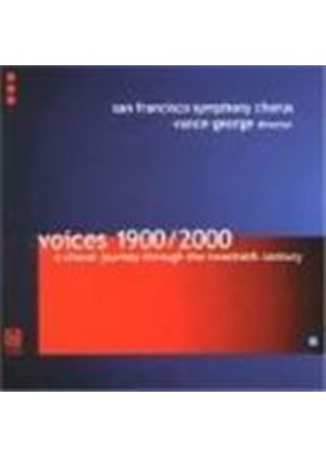 San Francisco Symphony Chorus - Voices 1900-2000 (A Choral Journey Through The Twentieth Century)