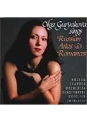 Russian Arias and Romances
