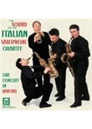 (The) Sound of the Italian Saxophone Quartet