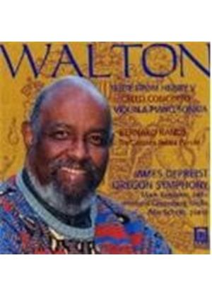 Walton: Cello Concerto; Henry V Suite