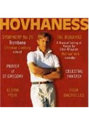 Hovhaness: Symphony No 29; Prayer of St Gregory; Rubaiyat