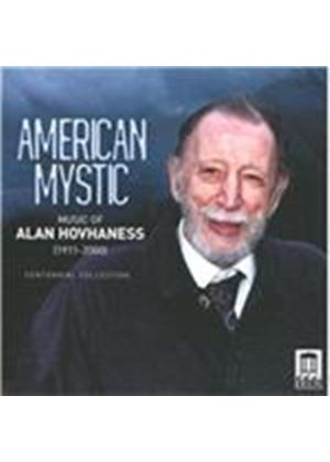 American Mystic: Music of Alan Hovhaness (Music CD)