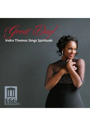 Great Day! Indra Thomas Sings Spirituals (Music CD)