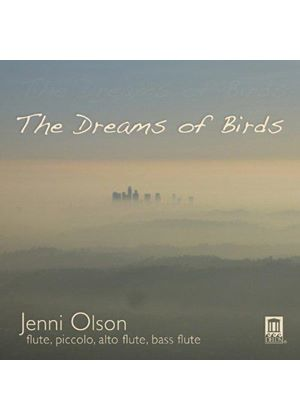 Dreams of Birds (Music CD)