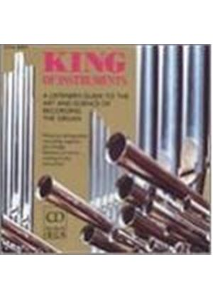 VARIOUS COMPOSERS - King Of Instruments: Organ Sampler