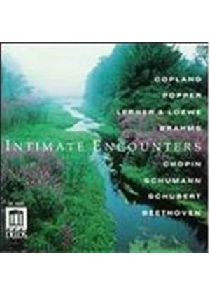 VARIOUS COMPOSERS - Intimate Encounters/Mood Album