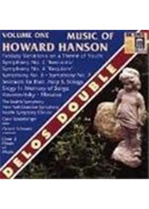 Music of Howard Hanson - Volume 1