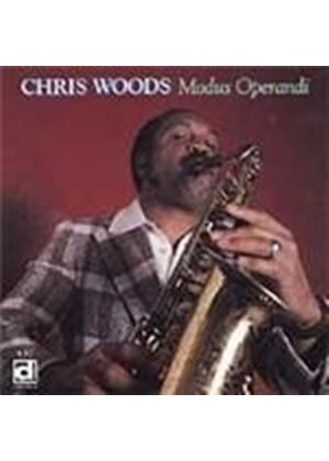 Chris Woods - Modus Operandi (Music CD)